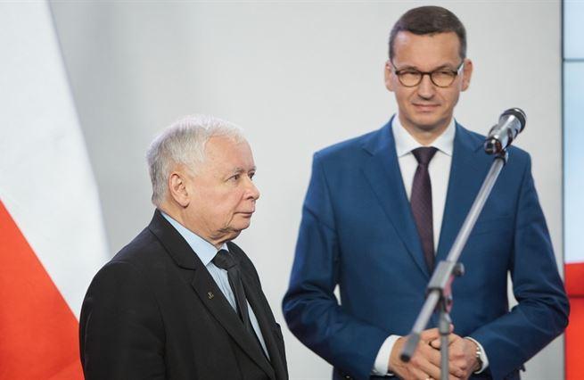 Pusťte mě k tomu! Kaczyński jde do pole