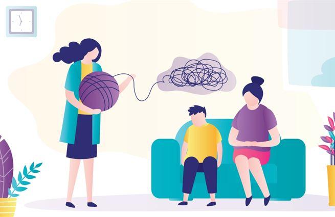Potřebuje moje dítě psychologa? Zeptejte se online