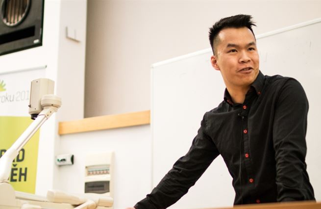 Věřím vkarmu, nejdřív pomáhám, říká mladý vietnamský podnikatel