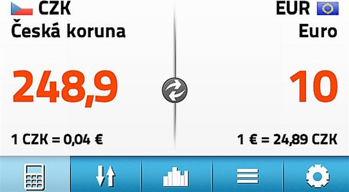 Nenechte se okrást na dovolené: Peníze.cz představují aplikaci Kurzy měn pro iPhone, iPad a Android