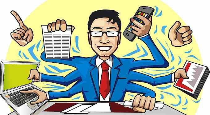 Produktivita se skrývá ve třech NE: co NEdělat, co NEřešit, na co NEodpovídat