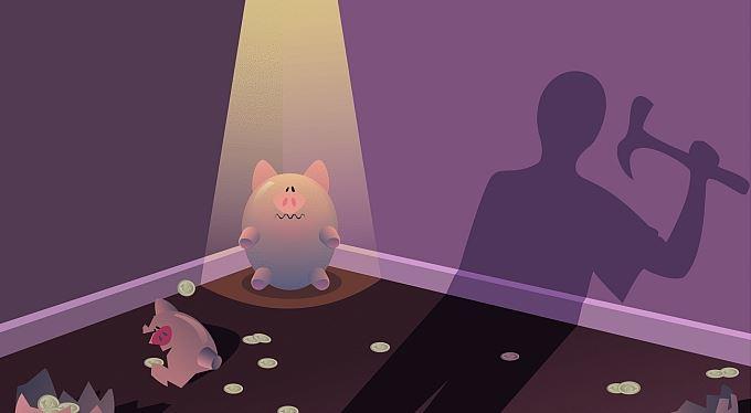 Cesta z dluhové pasti: prodal dům na tři roky