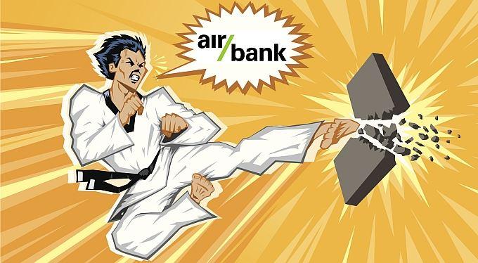 Air Bank opět útočí. Kolik klientů přivábí jediný opravdu úročený běžný účet?