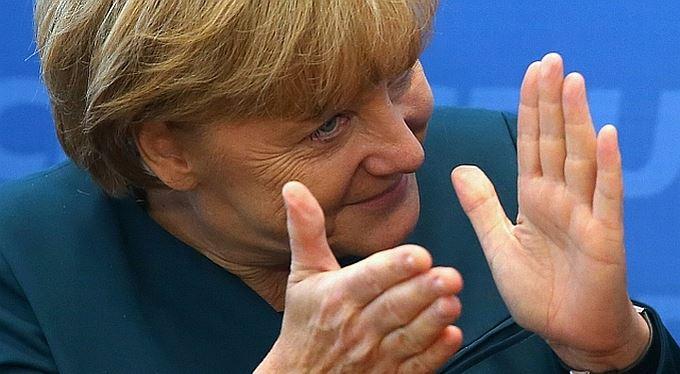 Angela slavně zvítězila. Pravice prohrála