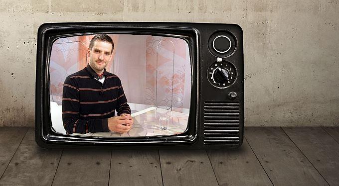 Rozhovor, o který vaše televize nestojí