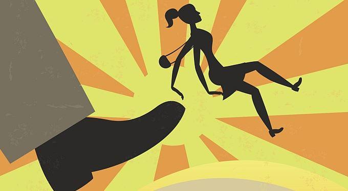 Jak přežít (v) zaměstnání: Výpověď. Mávejte rukama, poletíte!