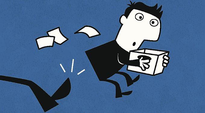 Jak přežít (v) zaměstnání: (Ne)dostáváme výpověď. Odstupné