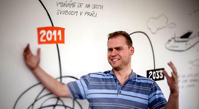 Martin Palička: Svobodná firma není o totální demokracii, ale o možnostech!
