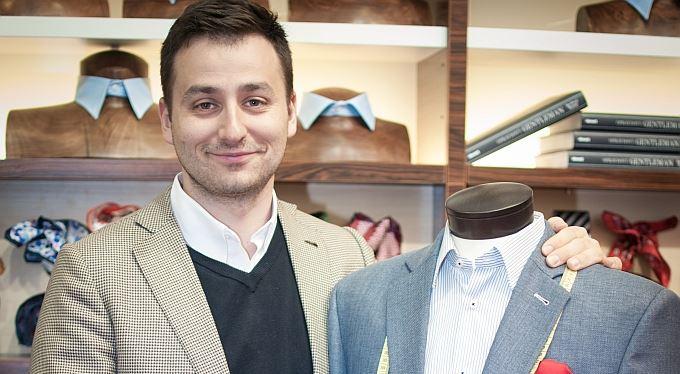 Jakub Lohniský: Chlapi chtějí všechno naráz, nebaví je courat po obchodech