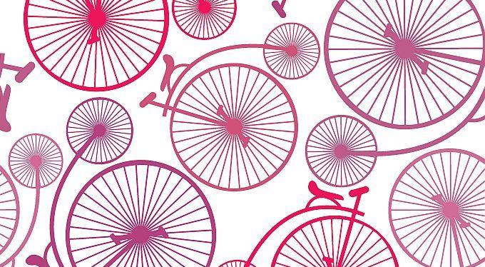 Když ke dnu, tak na růžovém kole