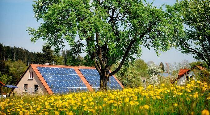 Nová zelená úsporám podporuje fotovoltaiku na střechách