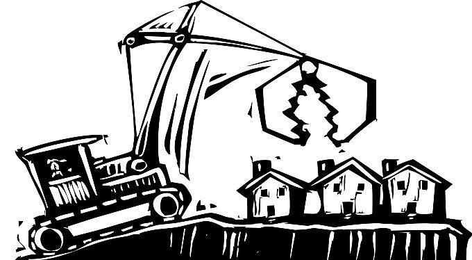 Exekuce v kostce: Dražba nemovitosti