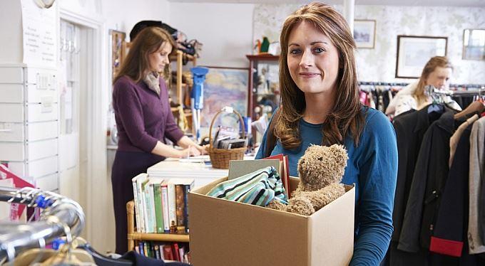 Jak na to: Uspořádejte dobročinný bazar nebo sbírku