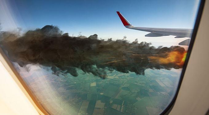 Přej si něco, padá letadlo