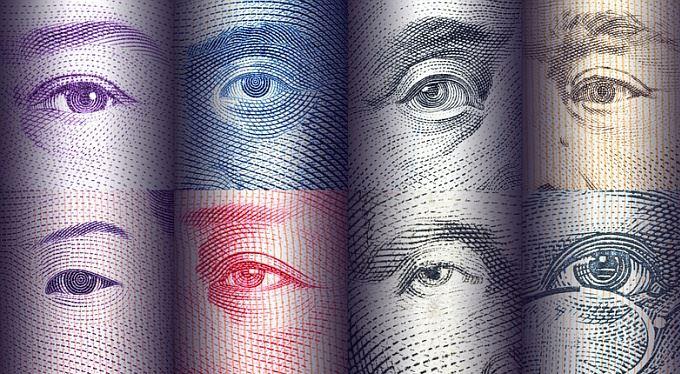 TopForex: V dubnu se nejlépe vedlo silným evropským měnám, koruna překvapila stabilitou