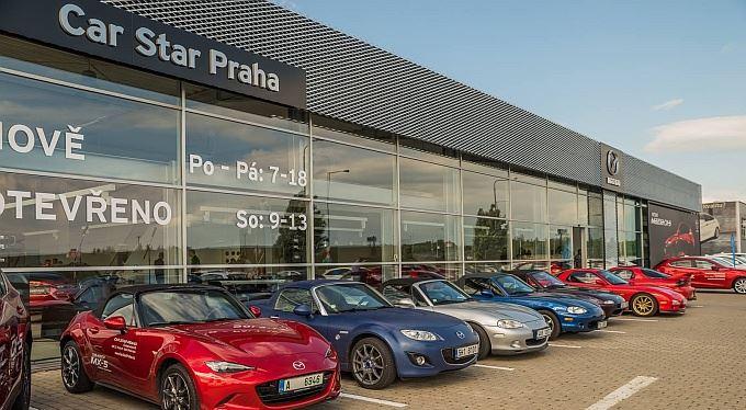 Budeme největší prodejce značky Mazda