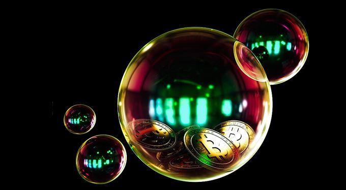 Bitcoin je ukázková bublina