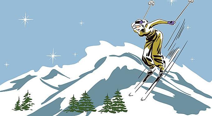 Zimní dovolená. Na kolik vyjde lyžovačka u nás a na Slovensku?