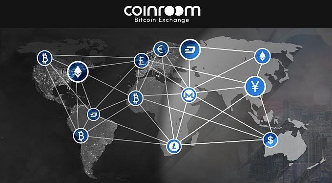 Coinroom: nejrychleji rostoucí evropská burza s kryptoměnami na mezinárodním trhu