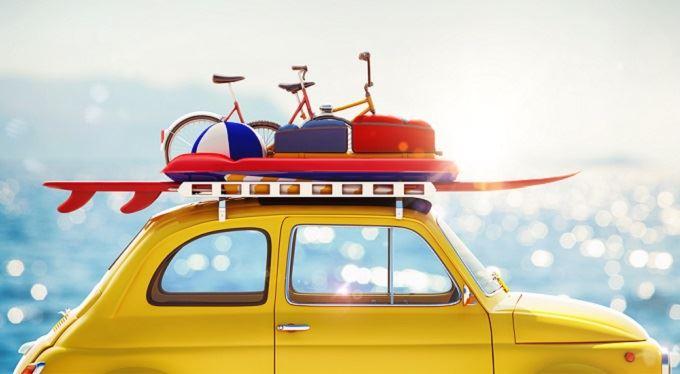 Na dovolenou do ciziny autem. Kolik za dálnice a co do auta?