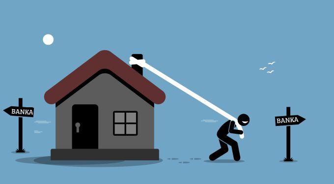 Refinancování hypotéky? Podle nových pravidel problém jen při navýšení