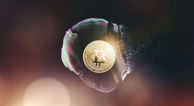 Kdeže loňské měny jsou: bublina bitcoin praskla, držte se koruny