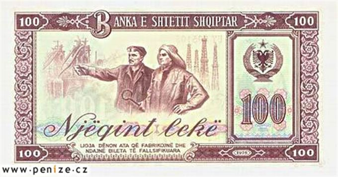 Albánský Lek