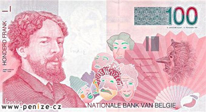 Belgický frank