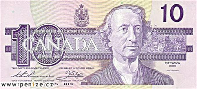 Kanadský dolar