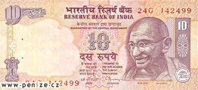Indická rupie