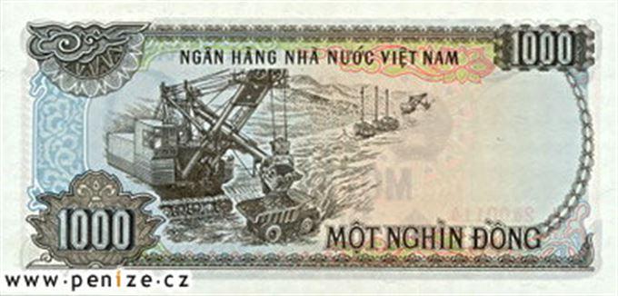 Vietnamský dong