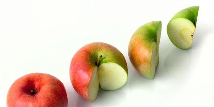 Hrušky a jablka