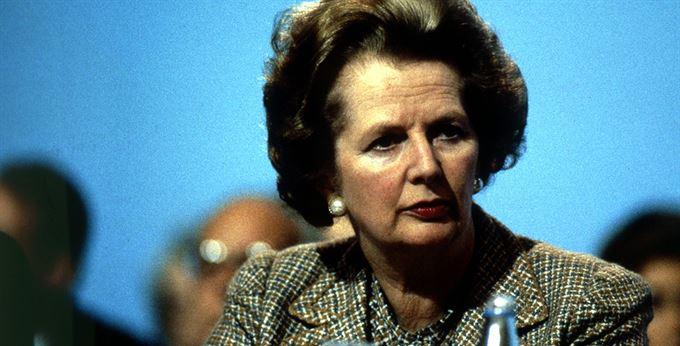 Thatcherismus v praxi