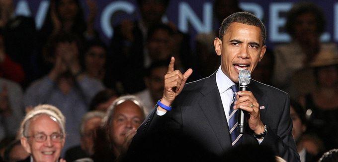 Obamův staronový úděl