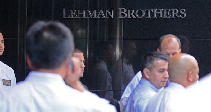 Lehman Brothers a levnější chleba