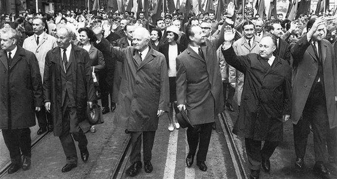 Pohádka o socialistickém ráji