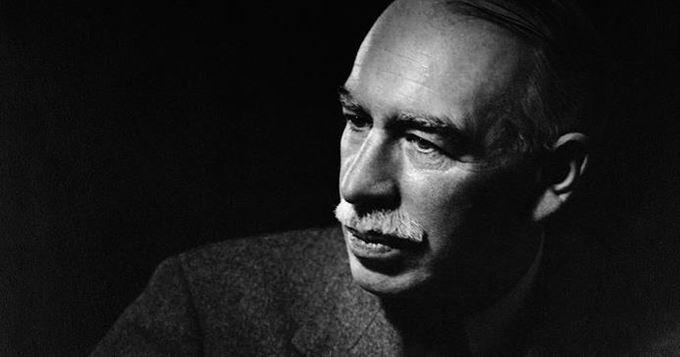 Nesmrtelný Keynes
