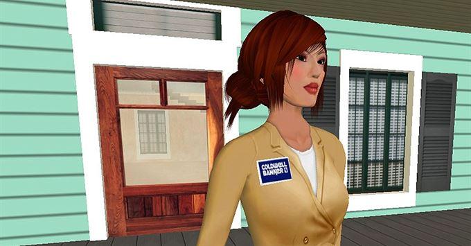 Inflace ve světě Second Life