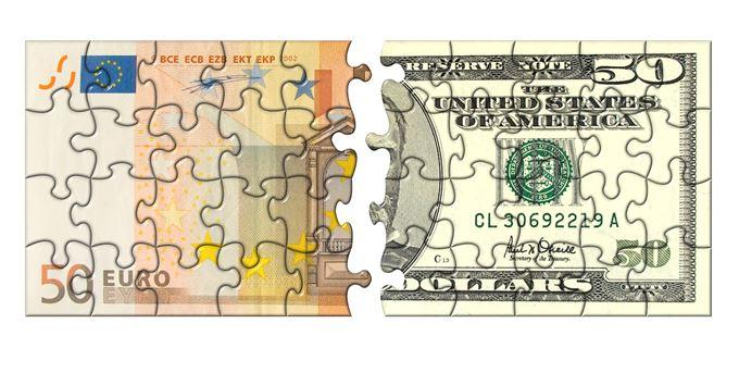 Cizí měny dnes nejsou terno