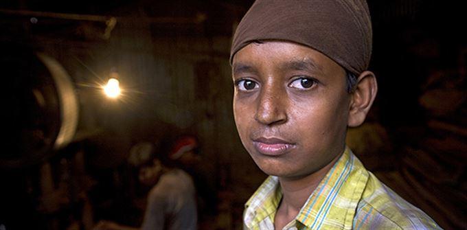 Dětská práce – skutečné zlo?