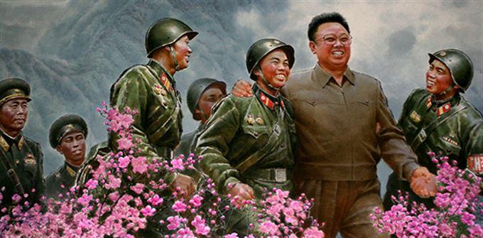 Kimovo předvánoční překvapení