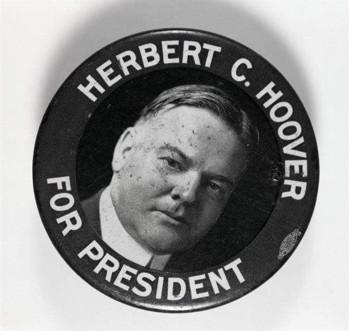 Proti krizi s Hooverem