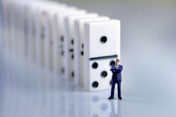 Nenasytnost bank příčinou finanční krize