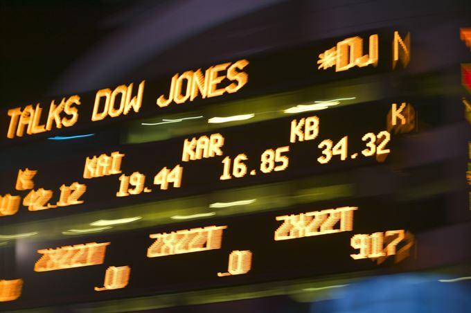 Proč má Dow Jones přes 9000
