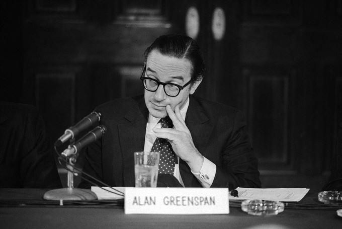 Greenspan, Čína a bubliny
