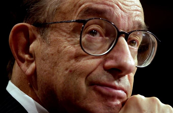 Proč se Greenspan bojí inflace?
