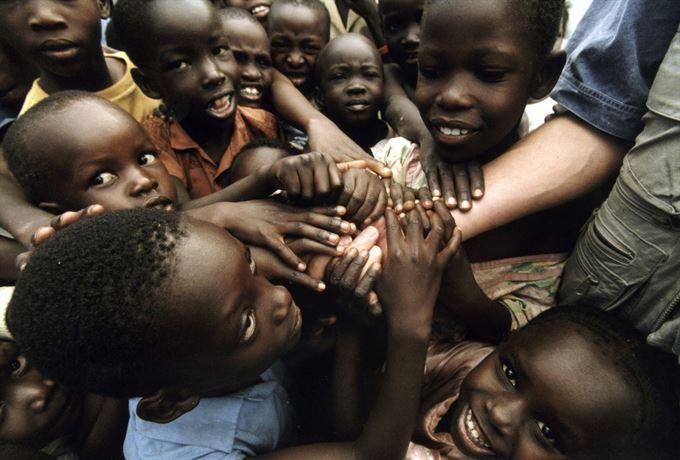 Afrika na rozcestí