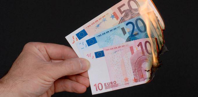 Vysoká inflace: hrozí repete