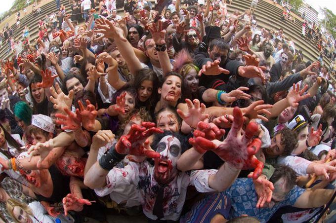 Přežijeme povstání zombie?
