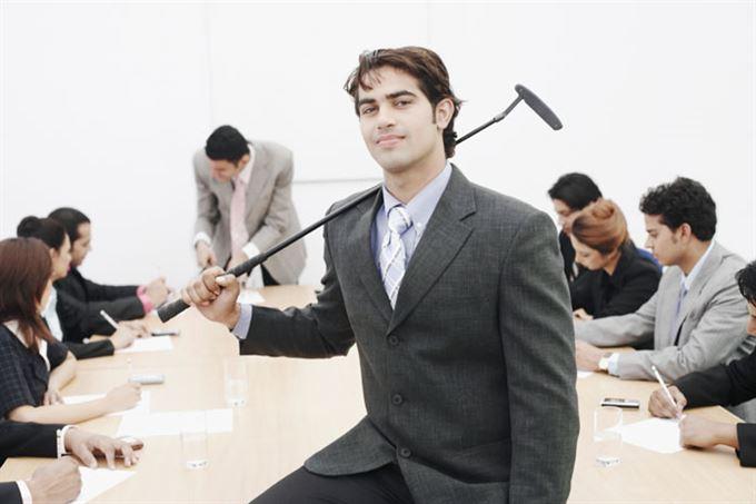 Manažerský dress code